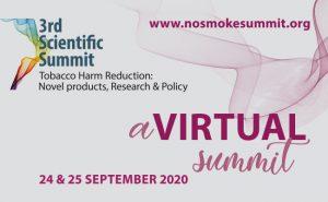3ο Επιστημονικό Συνέδριο για τη μείωση της βλάβης από τον καπνό